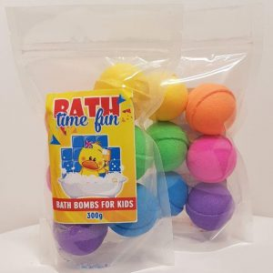 Pack of 6 Kids Bath Bombs