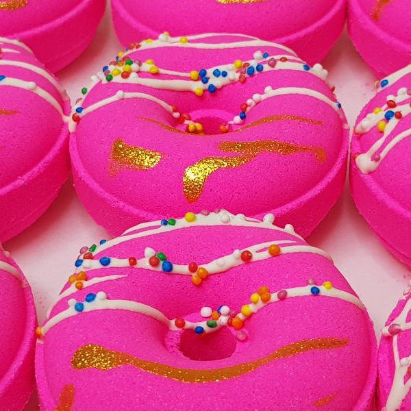 Photography Princess Doughnut Pink  Bath Bomb