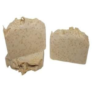 Exfoliating Oatmeal Scrub Soap