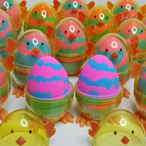 Chick Egg Bath Bomb