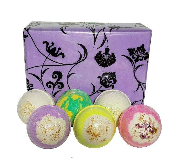 Photography Bath Bomb Gift Pack