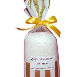 Oatmeal Epsom Salt