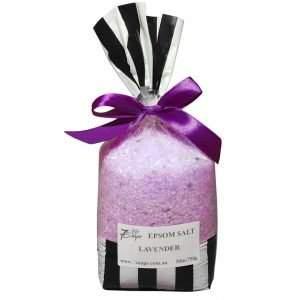 Lavender Epsom Salt