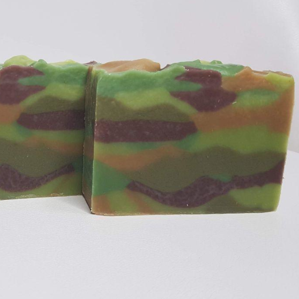 Photography One Man Army Soap